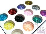 Glitter lace set of 12 colours